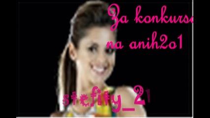 Cheryl Cole - za konkursa na anih2o1