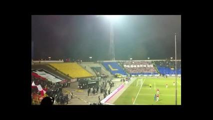Левски - Цска – жени на стадиона
