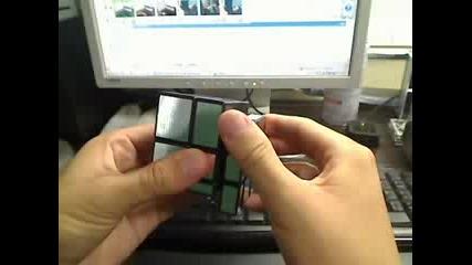 Рубик Куб В Стил Хай - Тек
