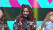 130126 Snsd - I Got A Boy @ Music Core