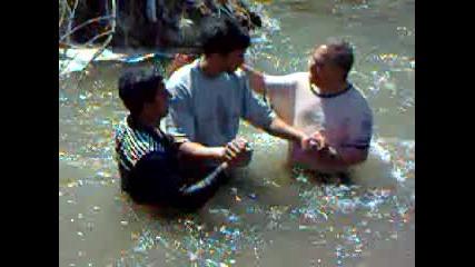Кръщение на Б.б.ц. К-л Смях, благословение и спасение 3in1