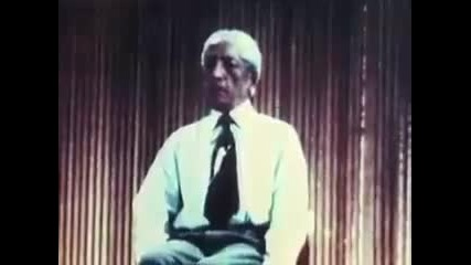 J. Krishnamurti 1970 Public Talk Part 2 of 6