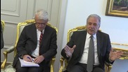 Turkey: Avramopoulos visits Ankara on first day of refugee repatriation deal