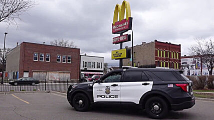 USA: National Guard patrols Minneapolis streets as businesses brace for unrest after Wright shooting