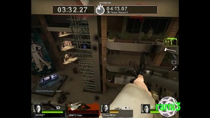 Left 4 dead 2 Secret glitch (my gameplay)