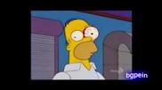 Семейство симпсън - смях с хоумър