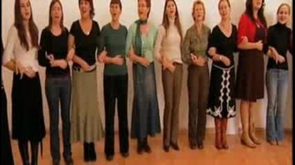 Величието на българския фолклор в Лондон !