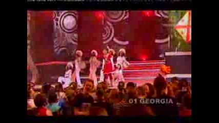 Junior Eurovision 2007 - Грузия