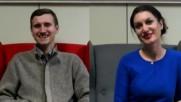 #азсъмплюседин с Ивелина Атанасова и Деян Благоев