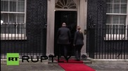 UK: Egypt's Sisi meets with Cameron amid protests