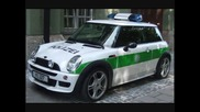 Най-яките полицеиски коли !!!