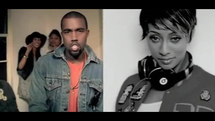 Keri Hilson feat Kanye West Ne - Yo - Knock you down hq