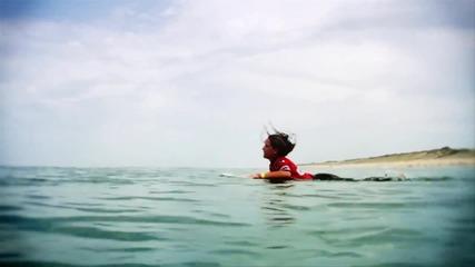 Сърфинг - Swatch Girls Pro - Франция 2013 част 4