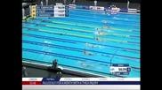 Руснаците чупят световни рекорди на европейското по плуване