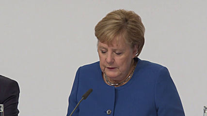 Germany: Merkel unveils government's multibillion climate protection plan
