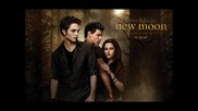 New Moon Official Soundtrack ( Death Cab For Cutie - Meet Me On The Equinox)