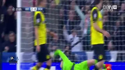 Real Madrid vs Dortmund 3:0 (bale, Isco, Ronaldo)