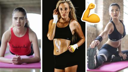 Тези 5 упражнения са напълно достатъчни за супер тяло! И можете да ги правите вкъщи