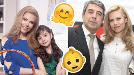 Йоан и Йоана - защо децата на Деси Банова са с еднакви имена?