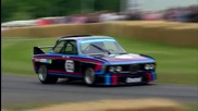 Bmw 3.0 Csl Batmobile - Goodwood Festival of Speed 2015