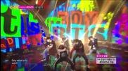 140301 Bts - Boy In Luv @ Music Core