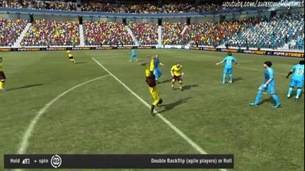 Fifa 12 All 40 Celebrations Tutorial [hd]