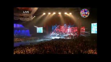 Tokio Hotel - Darkside of the Sun - 03.06. 2011 премия Муз-тв 24