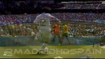 Реал Мадрид 3-0 Севиля Ла Лига 29.04.2012