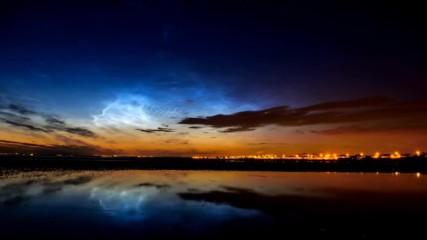 Изумителната красота на облаците