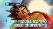 Dragon Ball Z Ultimate Tenkaichi launch Trailer