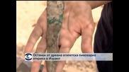 Бирени съдове от Египет бяха изровени в Тел Авив