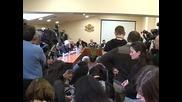 """Министърът на образованието акад: Стефан Воденичаров за фонд """"Научни изследвания"""""""