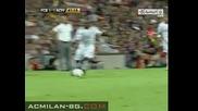 Феноменален гол на Индзаги срещу Барселона
