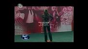 Участничка От Music Idol 3 Обръща Гръб На Журито От Притесение (смях)