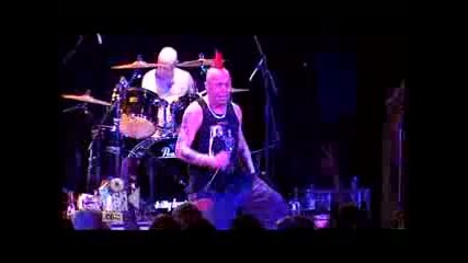 The Exploited - Porno Sult live