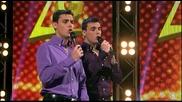 Dusan i Nikola Dinic - Svako ima onog koga nema - Moje najmilije - (Live) - ZG 2013 14. EM 23.