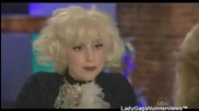 Lady Gaga Призна Че Е Бисексоална