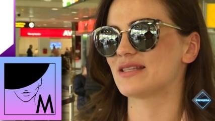 Milica Pavlovic - Intervju - - (TV Pink 11.04.2017.)