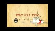 Ninja Fuggy Fuggy - Анимация