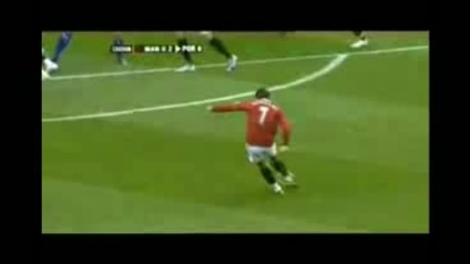 Cristiano Ronaldo Magic Season 2007/2008