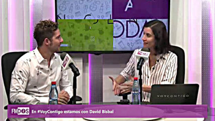 David Bisbal Entrevista Chile