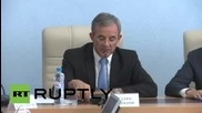 Russia: French delegation rejects own government's position on Crimea