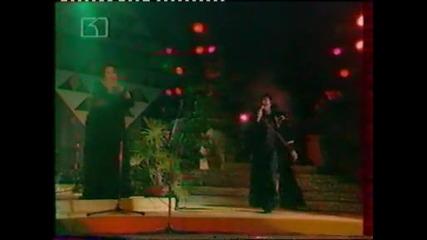 Христо Петров И Теодора Кирилова-пианистката-на живо-'златният орфей'-1993