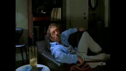 Доктор Хаус - Хаус И Уилсън Ако Бях Гей (мн яка пародия)