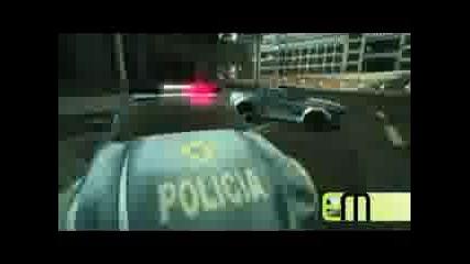 Need for Speed Nitro - Rio De Janeiro [
