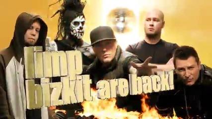 Limp Bizkit - Gold Cobra - Official Trailer 2011