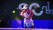 Wta Finals Sf 2016 A Kerber - A Radwanska 1080p50