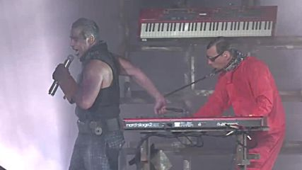 Rammstein - Ich Tu Dir Weh Live at Hurricane Festival 2016via