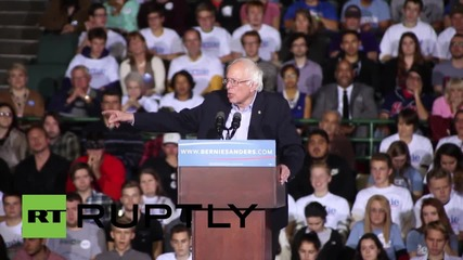 USA: 'We will not succumb to Islamophobia' - Sanders tells supporters in Ohio