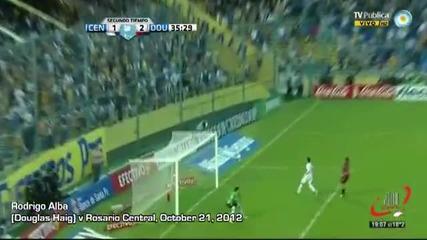 Най-красивите 101 гола за сезон 2012/2013 !